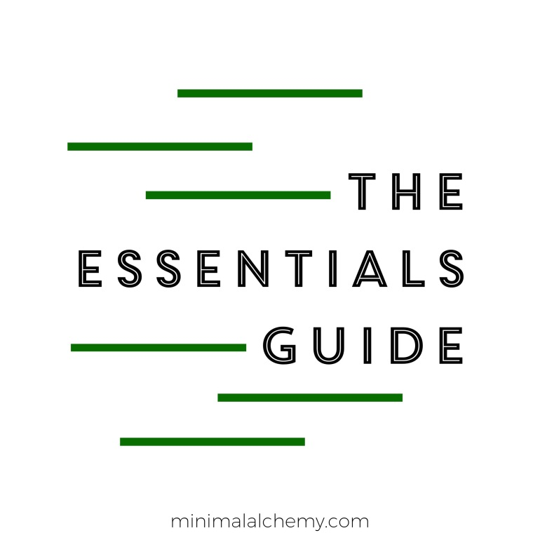 The Essentials Guide