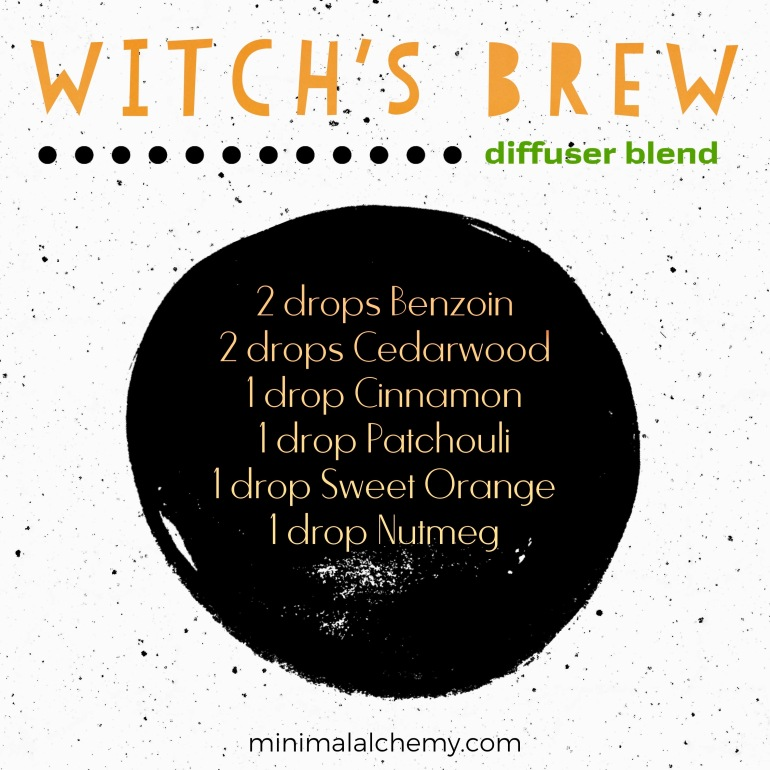 Witch's Brew Recipe Minimal Alchemy 9:8:19